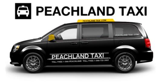 Peachland BC Taxi Rates & Airport Fares